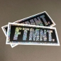Preview: FTMNT (Fendersticker) - Sticker