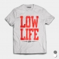 "Preview: LOW LIFE ""RED"" - Shirt"
