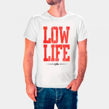 "LOW LIFE ""RED"" - Shirt"