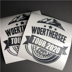 Wörtherseetour- Sticker