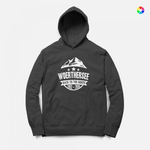 "Wörthersee ""Back to the Roots - Hoodie"