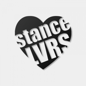 Stance Lovers - Sticker